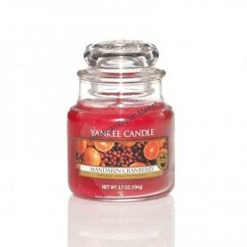 Petite jarre mandarin cranberry