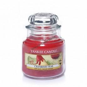 Petite jarre cranberry pear