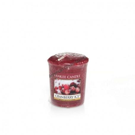 Votive cranberry ice