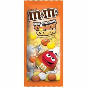m&m's white candy corn - 42,5 Gr