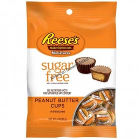 Reese's peanut butter cups miniatures  sugar free