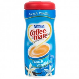 Coffeemate french vanilla
