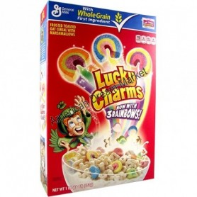 LUCKY CHARMS  CEREALS