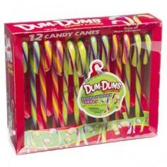 Candy cane classic dum dum par 12