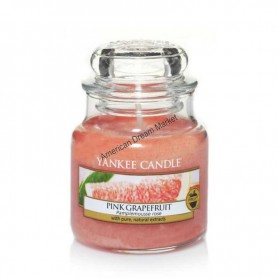 Petite jarre pink grapefruit