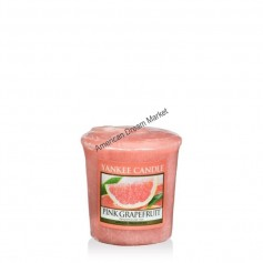 Votive pink grapefruit