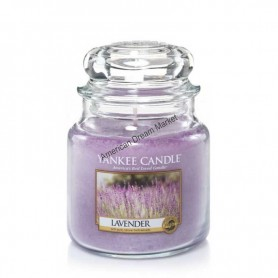 Moyenne jarre lavender