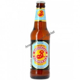 BROOKLYN SUMMER ALE - BIERE BOUTEILLE