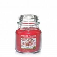 Moyenne jarre candy cane lane