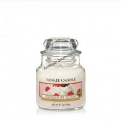 Petite jarre strawberry buttercream