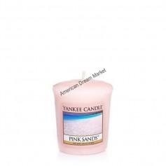 Votive pink sands