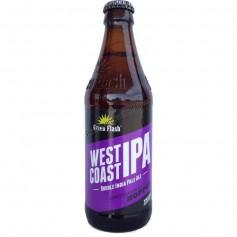 Bière green flash west coast ipa
