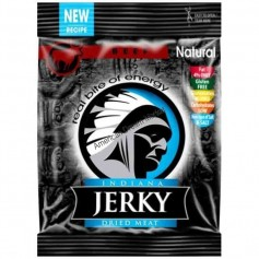 Indiana beef jerky natural 25g
