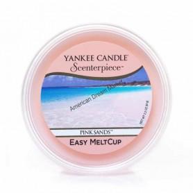 Easy melt cup pink sands