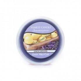 Easy melt cup lemon lavender
