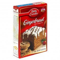 Betty Crocker gingerbread