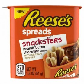 Reese's spread snacksters