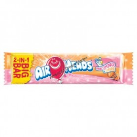 Air heads big bar pink lemonade orange