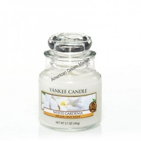 Petite jarre white gardenia