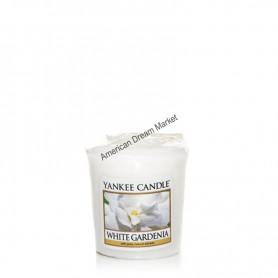 Votive white gardenia