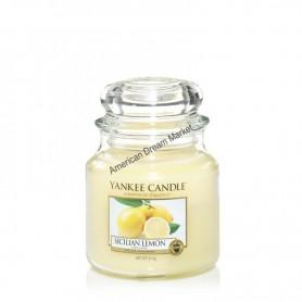 Moyenne jarre sicilian lemon