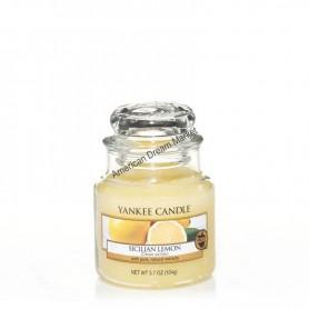 Petite jarre sicilian lemon