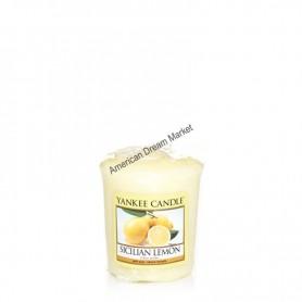 Votive sicilian lemon