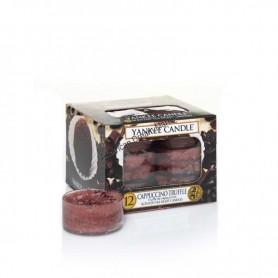 Lumignons cappuccino truffle