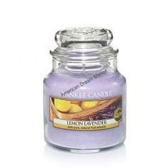Petite jarre lemon lavender