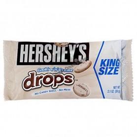Hershey cookie'n'creme drop king size