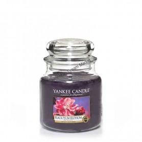 Moyenne jarre black plum blossom