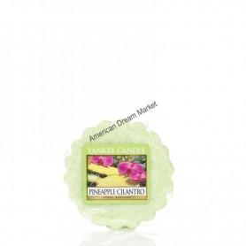 Tartelette pineapple cilantro