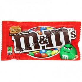 m&m's Peanut butter - 42,5 Gr