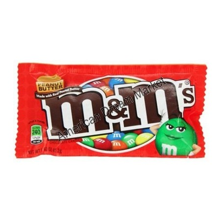 m&m's Peanut butter - 42,5 Gr