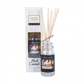 Reed diffuser black coconut