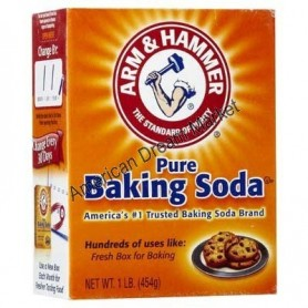 A&H baking soda bicarbonate de soude