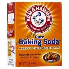 A&H baking soda bicarbonate de soude