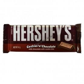Hershey cookie n chocolate