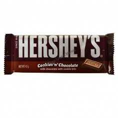 Hershey cookie n chocolate