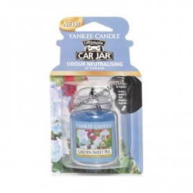 Ultimate car jar garden sweet pea
