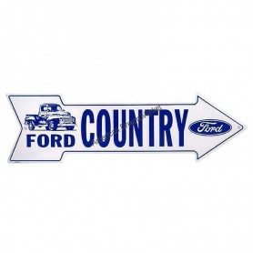 Fleche Ford country