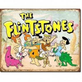 Flinstones family retro