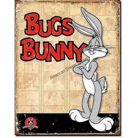 Bugs bunny retro panels