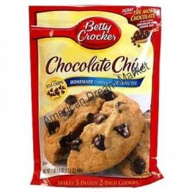 Btty Crocker chocolate chip cookie