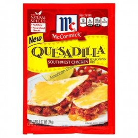 Mc cormick quesadilla mix