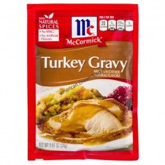 Mc cormick turkey gravy