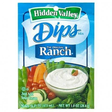 Hidden valley sauce ranch