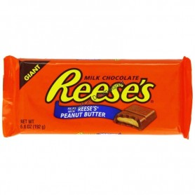 Reese's peanut butter bar giant
