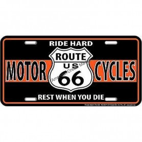 Route 66 flag