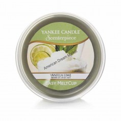 Easy melt cup vanilla lime
